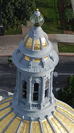 Colorado cupola aerial