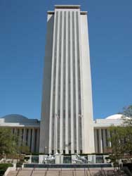 Florida capitol tower