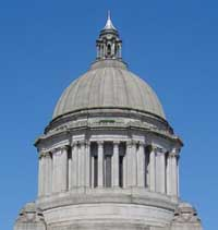 Washington capitol dome
