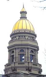 Wyoming dome and drum